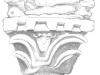 Capitello Etrusco - Abbazia di Farneta - Cortona - Disegno Ramacciotti